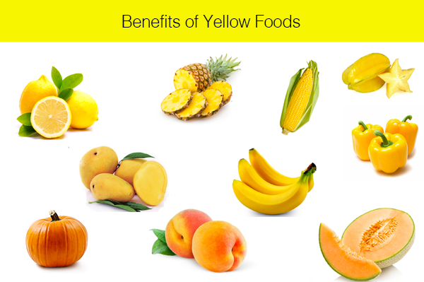 Yellow-foods