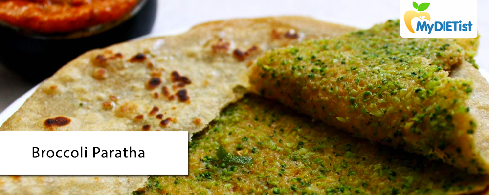 Broccoli paratha a healthy dinner substitute for jain diet forumfinder Image collections