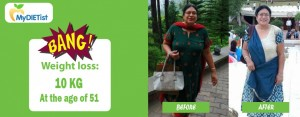 Weight Loss Success Stories - Rittu Mittal